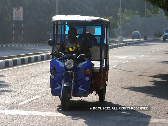 India Overtakes China With E Rickshaw Revolution Watt A Movement