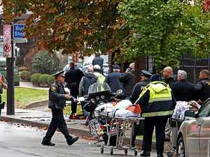 Pittsburgh Synagogue shooting: 11 Killed, 6 injured; Trump calls it 'devastating'