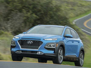 Second Ev Product In India Could Be A Smaller Suv Hyundai The