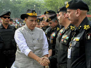 NSG military operations post headless for six months; force seeks MHA's intervention