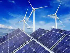 solar and wind projects