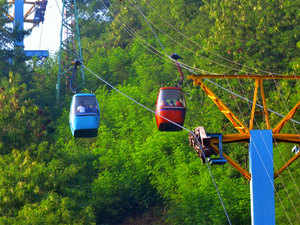 Shipping Ministry unit goes a step ahead of Niti Aayog on ropeways