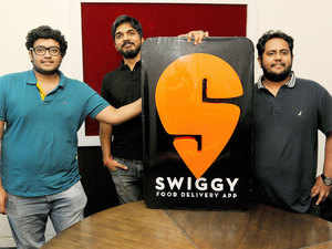 Swiggy scores a 232% surge in revenue in FY18 at Rs 442 crore, inches closer to Zomato's FY18 revenue