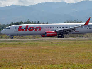 Lion Air passenger plane goes missing shortly after take-off from Jakarta