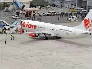 Indonesia Lion Air flight crashes en route from Jakarta to Pangkal Pinang