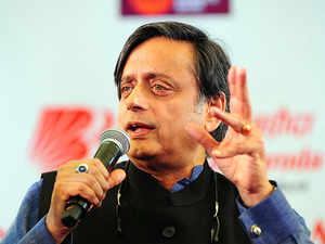 Modi is like a 'scorpion sitting on a Shivling': Shashi Tharoor