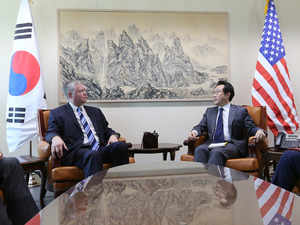 US envoy confident about achieving N Korea denuclearization