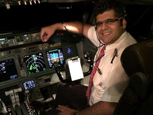 Pilot Was An Indian