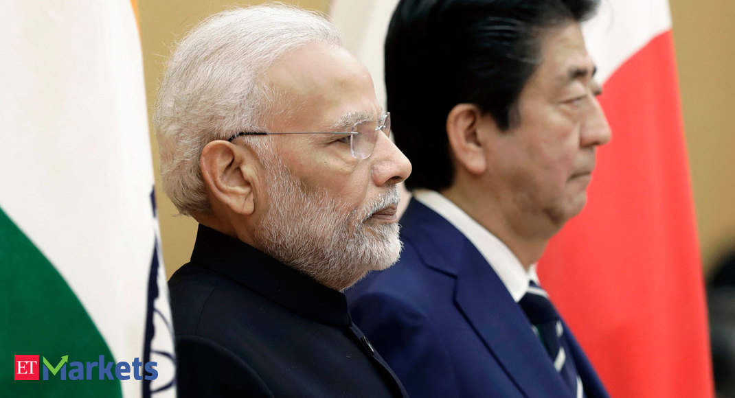 India An Agreement Sign 75 Billion Currency Swap