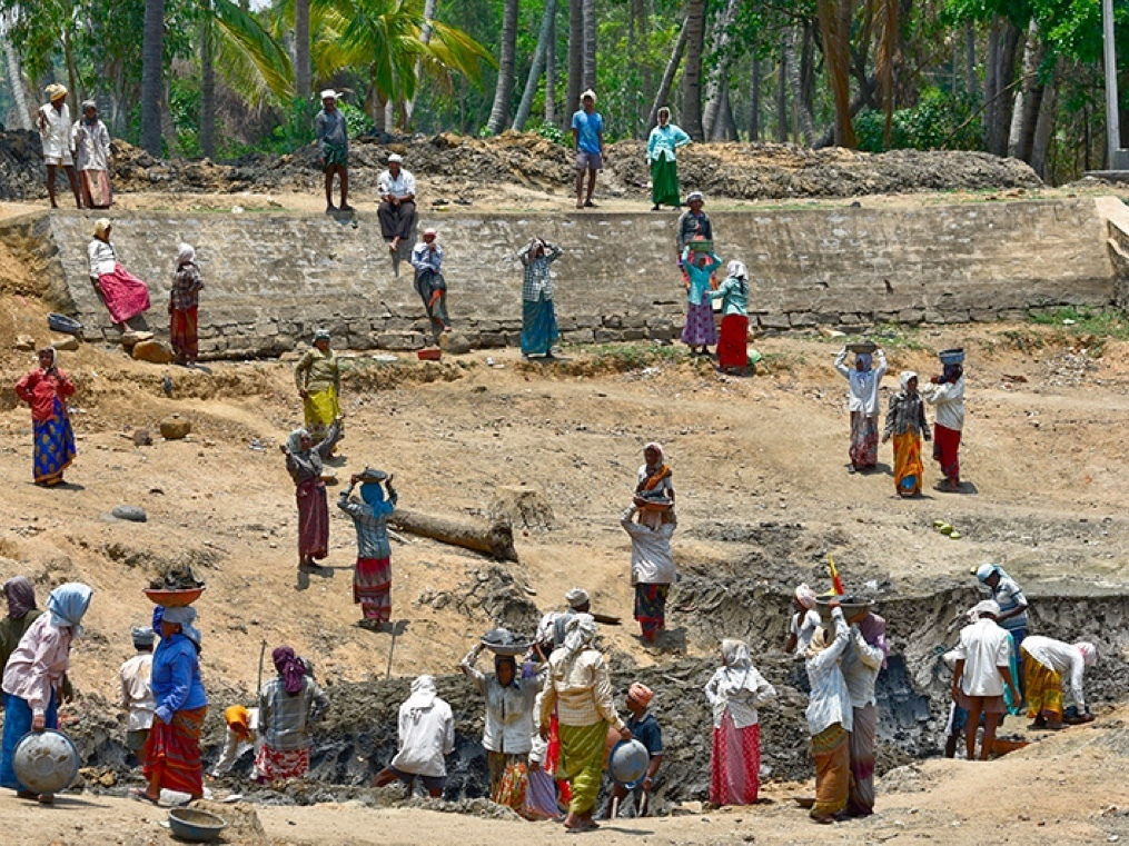 The prosperous village can make India fly. Here's what's pinning it down.