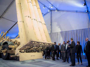 Defense firms see only hundreds of new U.S. jobs from Saudi mega deal
