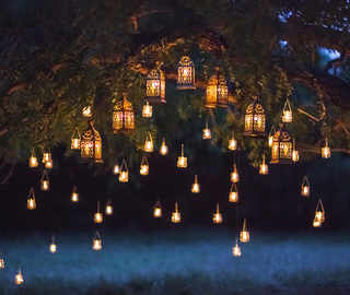 Festive tips: Lanterns, hanging lights to brighten up the house