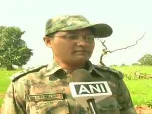 Watch: Dantewada SP breaks down while talking about deaths in Naxal attack