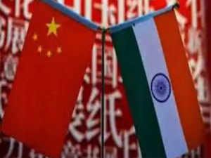 China,-India-flag