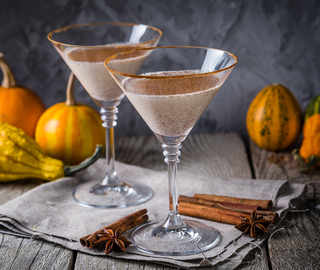 Cocktails, unlimited: Halloween served with a side of whisky