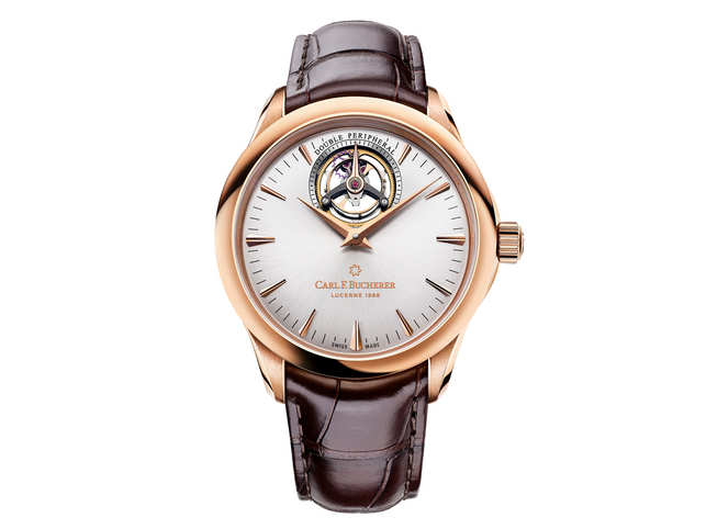 8c6c8668987 Carl F. Bucherer  The times they are a-changin   Indians now ...