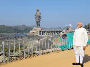 statue of unity_AFP