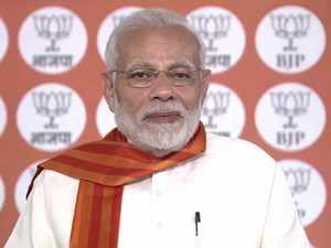 Rahul Gandhi is like a stuck gramophone: PM Narendra Modi