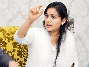 Mulayam Singh Yadav's daughter-in-law Aparna Yadav advocates for Ram Mandir