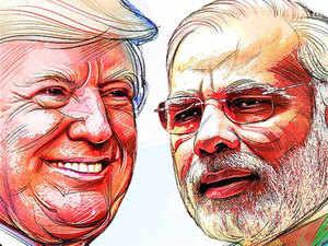 Trump,-Modi