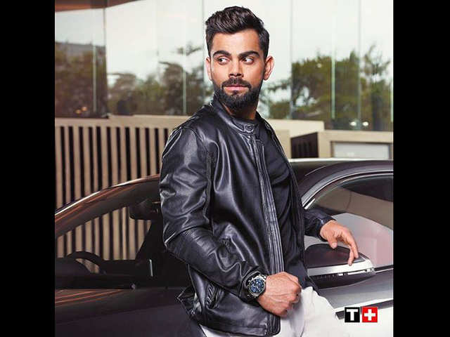 Virat Kohli From Puma To Audi Virat Kohli Is The Star Of