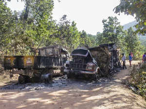 Five Maoists killed in encounter in Odisha: DGP