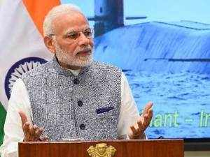 INS Arihant's success a perfect reply to nuclear blackmailing: PM Modi