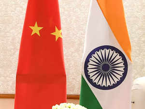 India-China-flags-AFP