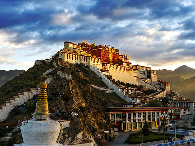 Image result for potala palace tibet