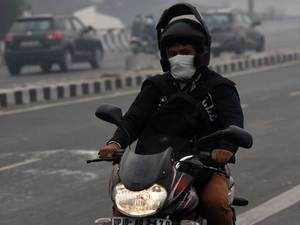 Delhi smog: Air quality hazardous after Diwali, severe at several places