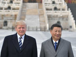 Xi-Trump-AFP
