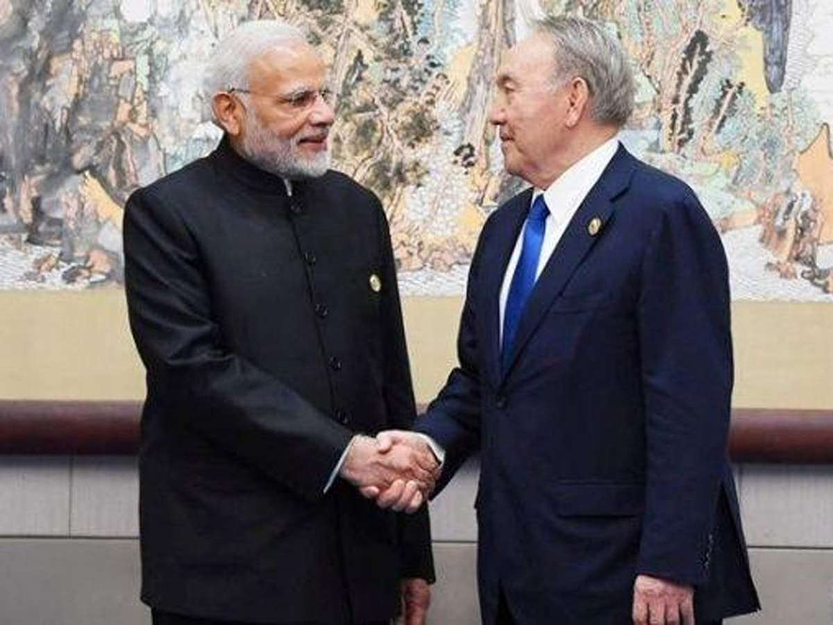 India Seeks To Enhance Investments In Kazakhstan Through A Mega