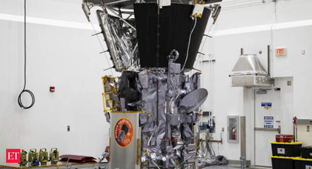 Solar Probe 'alive' after being closest ever to Sun: NASA thumbnail