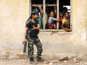 Chhattisgarh security
