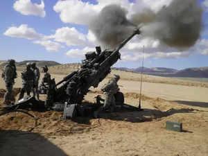 howitzers