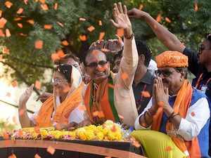BJP set to retain Madhya Pradesh: Times Now-CNX survey