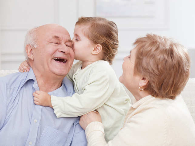 grandparents: Brought up by grandparents? Their love may