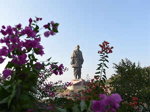 Over 1 28 lakh tourists visit Statue of Unity in 11 days - The
