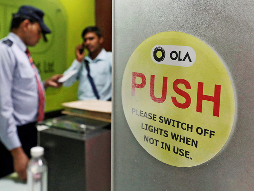 Ride cancelled: Ola continues to lose senior execs at dizzying pace. The latest to exit is the recently appointed chief people officer.
