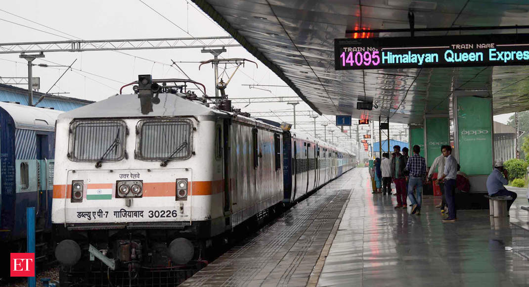 Competition Commission of India orders probe against Railways, IRCTC for abusing dominant position thumbnail