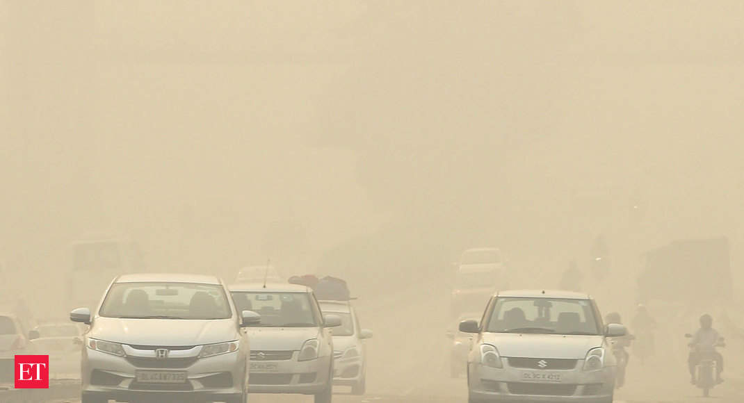 Delhi's air quality turns severe thumbnail