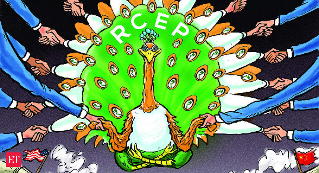 Ministries raise red flags over RCEP agreement