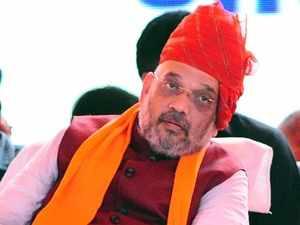 BJP will form govt in Madhya Pradesh, Rajasthan and Chhattisgarh: Amit Shah