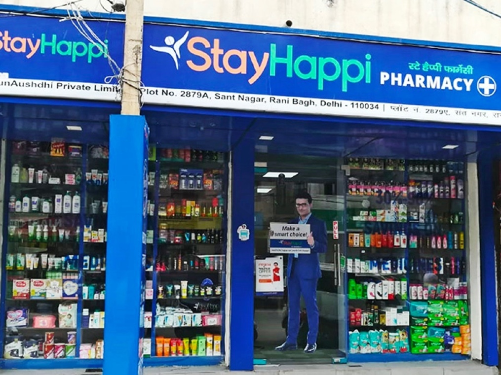 StayHappi, a pharmacy startup that sells only generics, wants to shrink your medicine bill. But will you let it?