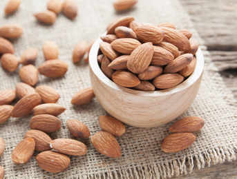 Blood sugar levels rising drastically? Munch almonds to keep it under control