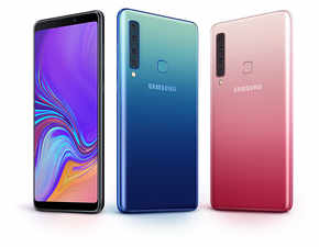 Samsung Galaxy A9 with four-camera rear system will arrive in India on November 20
