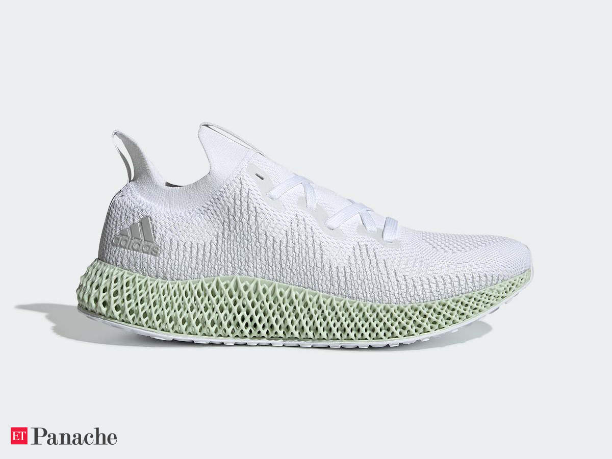 Gaseoso Cerdo Limpia la habitación  alphaedge 4d: Adidas unveils ALPHAEDGE 4D, the first shoes to come with 4D  midsole - The Economic Times