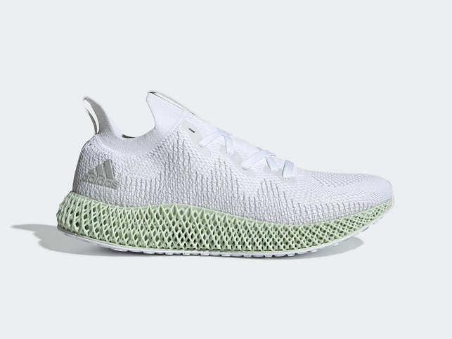 alphaedge 4d: Adidas unveils ALPHAEDGE 4D, the first shoes