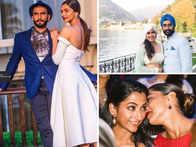 Ranveer-Deepika wedding: Singer Harshdeep Kaur posts pic, deletes it; Anisha Padukone goes #Ladkiwale on Twitter