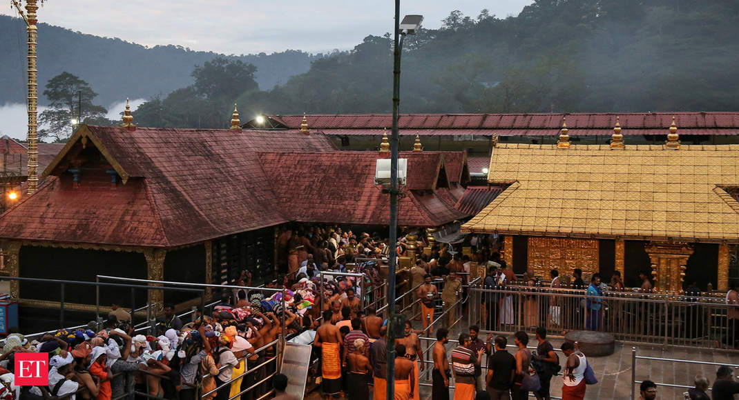 Sabarimala: Holistic approach needed keeping sentiments in mind says Union minister thumbnail
